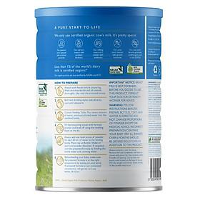 Sữa Bột Bellamy's Organic Số 1 (900g)-1