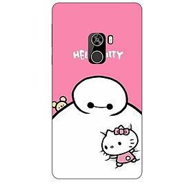 Hình đại diện sản phẩm Ốp lưng dành cho điện thoại XIAOMI MI MIX hinh Big Hero Kitty