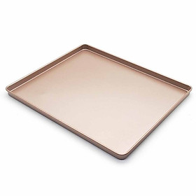 12Inches Thicken Carbon Steel Non-stick Rectangular Bread Cake Pan Baking Tray Accessories