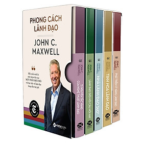 Bộ Sách Lãnh Đạo Phong Cách John C. Maxwell (Bộ 5 Cuốn)