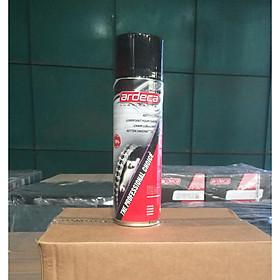 Xịt dưỡng sên cao cấp Ardeca XP Chain dùng cho các bộ phận máy di chuyển, ốc vít, xích, dây cáp, vv + Tặng kèm giấy thơm nhập khẩu từ Hy Lạp