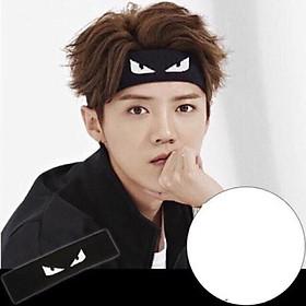 Băng đô thể thao và thời trang năng động headband bts - 2506