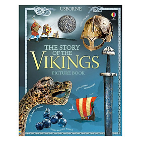 Usborne The Story of the Vikings Picture Book