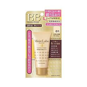 Kem trang điểm Moist-Labo BB Essence Cream (Natural Beige )