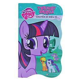 Hình đại diện sản phẩm My Little Pony - Twilight Sparkle Chuyến Đi Diệu Kì