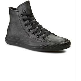 Giày Sneaker Unisex Converse Chuck Taylor Leather Hi - Black