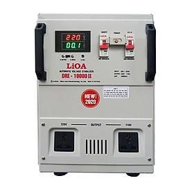Ổn áp 1 pha LiOA DRI-10000 II NEW2020