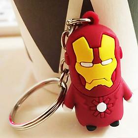 Móc Khóa Hình Avengers Iron Man