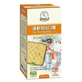 (FuYiShan) Bánh quy làm từ mầm lúa mì (ăn chay) 210g