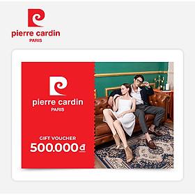 Pierre Cardin Phiếu Quà Tặng 500K