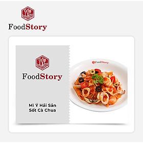Food Story - Mỳ Ý Hải Sản Sốt Cà Chua