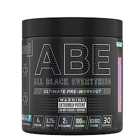 Combo Thực Phẩm Bổ Sung Tăng sức mạnh Pre-Workout ABE hỗ trợ tăng sức bền sức mạnh đốt mỡ giảm cân vị kẹo the & bình lắc
