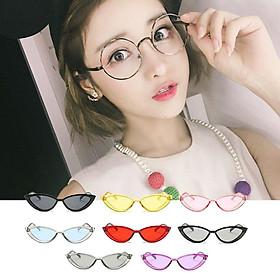 UV400 Women Men Flat Sunglasses Frame Glasses Street Casual Sunglasses
