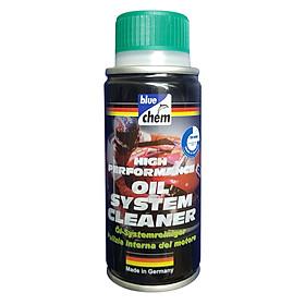 Dung Dịch Súc Rửa Động Cơ Cho Mô Tô Xe Máy Bluechem Oil System Cleaner (50ml)