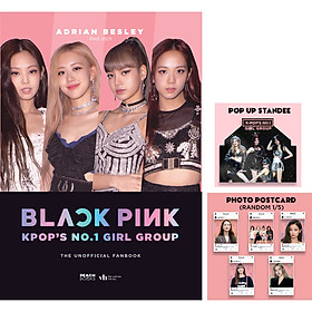 Blackpink: K-Pop'S No.1 Girlgroup (Fanbook)