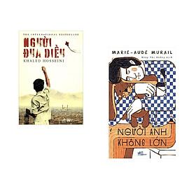 Combo 2 cuốn sách: Người anh không lớn + Người đua diều