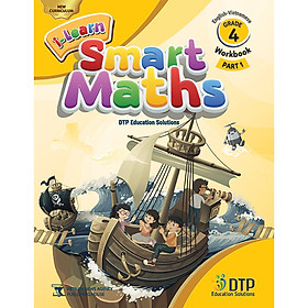 i-Learn Smart Maths Grade 4 Workbook Part 1 (ENG-VN)