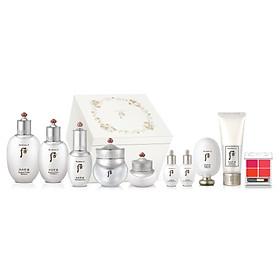 Bộ sản phẩm dưỡng trắng Whoo GJH Seol Royal Set 10pcs