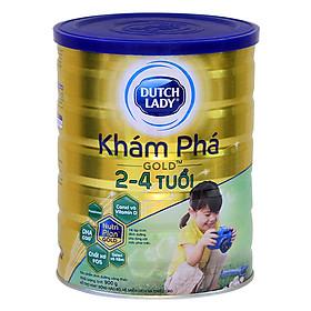 Sữa Bột Dutch Lady Gold Khám Phá (900g)