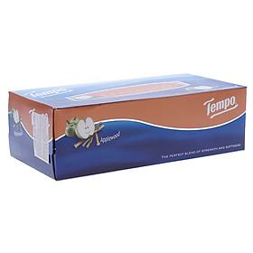 Khăn giấy hộp cao cấp Tempo Box Apple 90x4x16