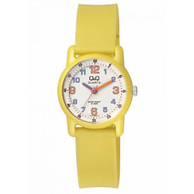 Đồng hồ trẻ em Q&Q Citizen VR41J005Y dây nhựa