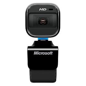 Webcam 720P Microsoft Lifecam HD-6000 - Hàng Chính Hãng