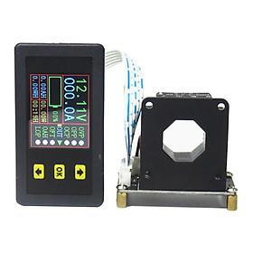 4 in 1 Digital LCD Panel Digital Power Watt Monitor Current Voltmeter Ammeter Voltage KWh Multimeter Tester Meter with Current Transformer