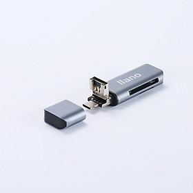 Đầu Đọc Thẻ Đa Năng Green giant (llano) USB3.0