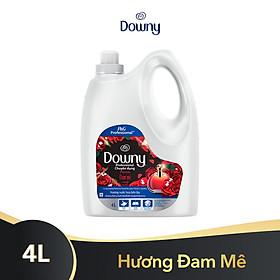 Nước Xả Vải Downy Hương Đam Mê 4L (Dạng chai)