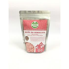 Muối Hồng Himalaya Dạng Thô 1kg