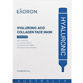 Eaoron Hyaluronic Acid Collagen Face Mask 25ml 5 Piece