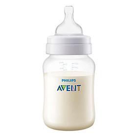 Bình sữa giảm đầy hơi Philips Avent SCF813/17 9oz - 260ml