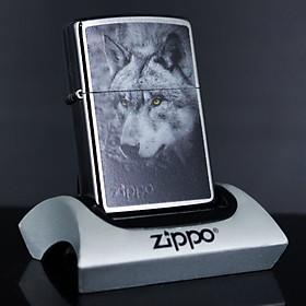 Bật Lửa Zippo 207 Wolf
