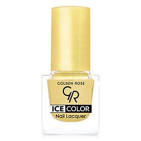 Sơn Móng Tay Golden Rose Ice Color 158