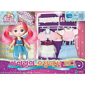 Đồ Chơi Búp Bê Little Fairy Irene Coordinator