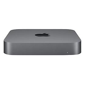 Apple Mac Mini 2018 Core i3/ 8GB/ 128GB (MRTR2) (Space Gray) - Hàng Chính Hãng