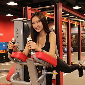 Jetts Fitness- 01 Tháng Tập Gym Yoga GroupX 24/24