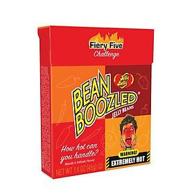 Kẹo thối Bean Boozled phiên bản Siêu Cay Fiery Five hộp 45gr