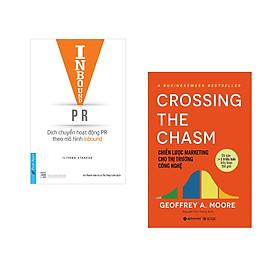 Combo 2 cuốn sách: Inbound PR - Dịch Chuyển Hoạt Động Theo Mô Hình Inbound + Chiến Lược Marketing Cho Thị Trường Công Nghệ
