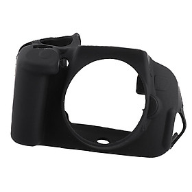 Silicone Camera Case Cover Housing Protective Cover For Canon 600D 650D 700D