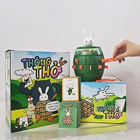 Thông Thỏ - Trò chơi thách thức nhân phẩm từ Thỏ Bảy Màu