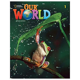 Our World 1: Student's Book American English 2nd Edition