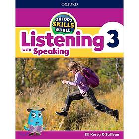 Oxford Skills World 3 Listening with Speaking Student's Book / Workbook