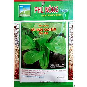 Hạt giống Cải ngọt Cao Sản Phú Nông (20g / Gói)