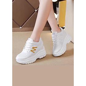 Giày Sneaker Nữ Cao 7 Phân