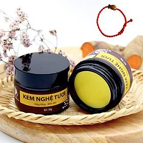 Kem Nghệ Tươi Wonmom tặng kèm vòng Phong Thủy Cho Em Bé