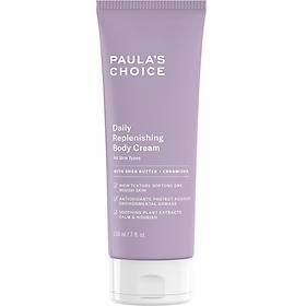 Kem Dưỡng Thể Giúp Săn Chắc Làm Mềm Mượt Da Paula's Choice Daily Replenishing Body Cream (210ml)