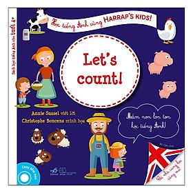 Học Tiếng Anh Cùng Harrap'S Kids: Cùng Đếm Nào