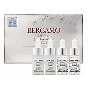 Bergamo Snow White & Vita White Ampoule Set - 1pack (2item)
