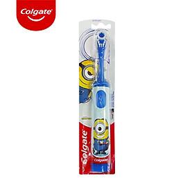 Bàn chải đánh răng điện Colgate Minions dành cho trẻ em